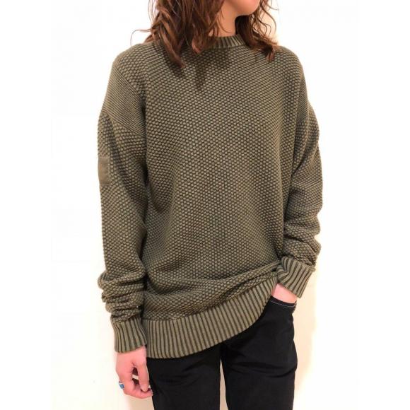 【NEW ARRIVAL】 ARBOUR クルーネック セーター(¥15,000+tax) メンズニットですが細身なので女性にもお勧め