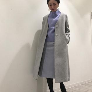 ☆ビーバーノーカラーコート