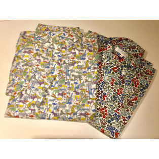 リバティプリント ボタンダウン シャツが入荷しました!