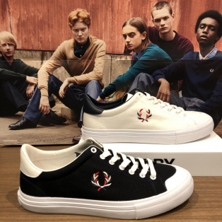 NEW!!【FRED PERRY BREAUX VULCA】