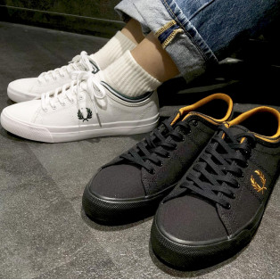 NEW!!!【FRED PERRY★KENDRICK】
