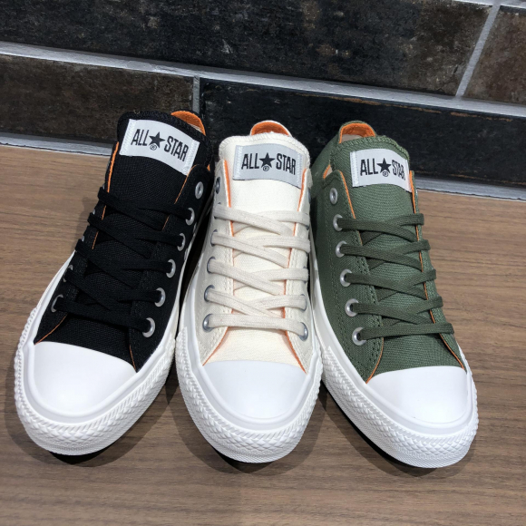 NEW!!【CONVERSE ALL STAR MIL COLOR OX】