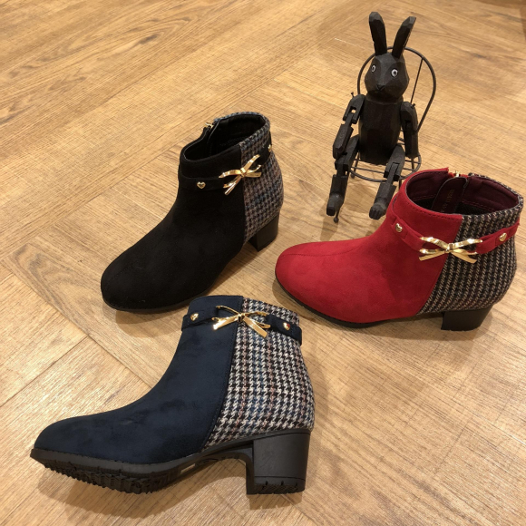 NEW!!【NUOVO ☆Girl☆  G-RBN BOOT】