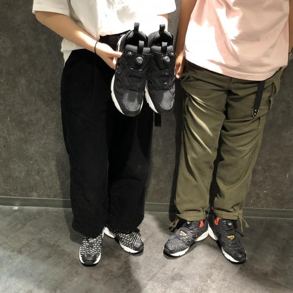 NEW!!【Reebok INSTAPUMP FURY OG ABCマート限定モデル】