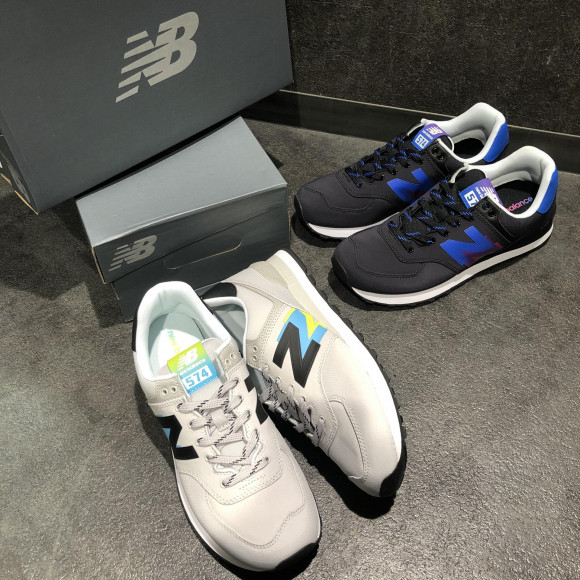 NEW!!【new balance ML574】