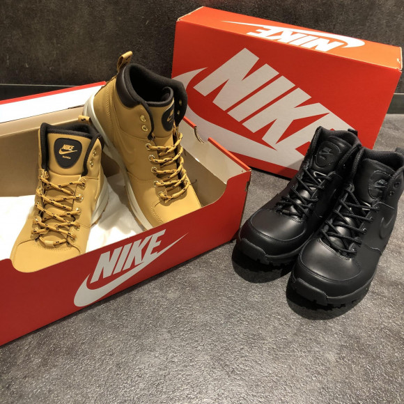 NEW!!【NIKE MANOA LEATHER】