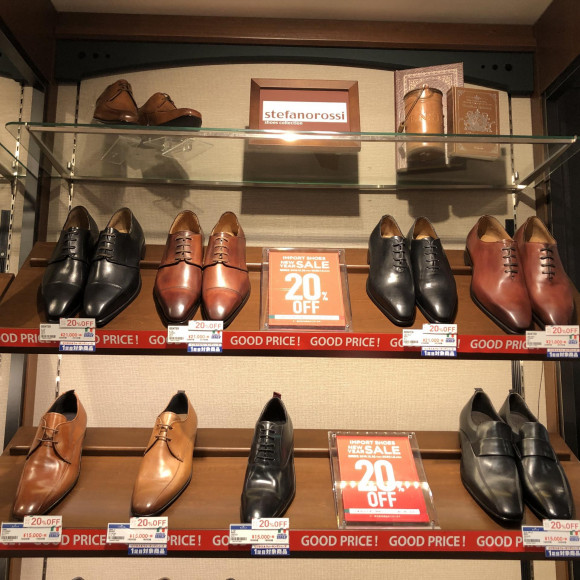 ☆SALE情報☆ 【IMPORT SHOES NEW YEAR SALE】