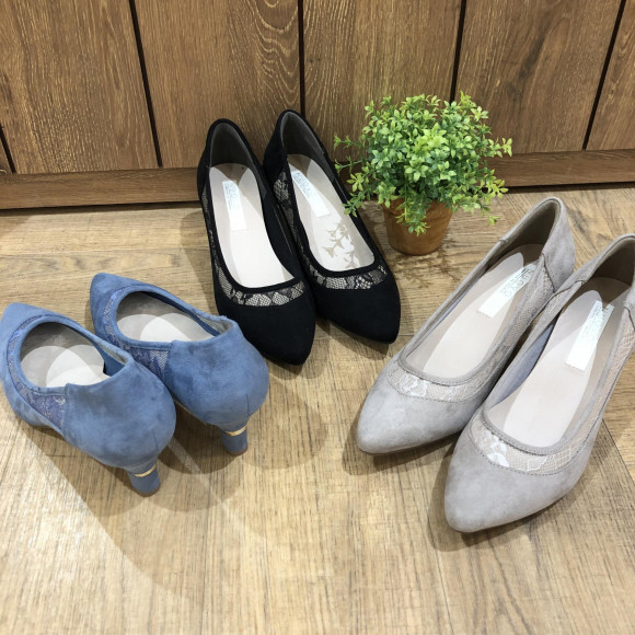 NEW!!【NUOVO メイクアップミー LACE POINTED 5.5】