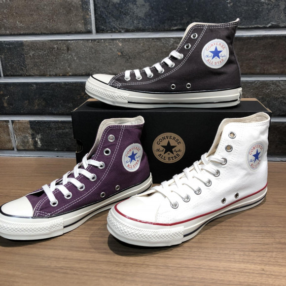 NEW!!【CONVERSE ALL STAR US COLORS HI OX】