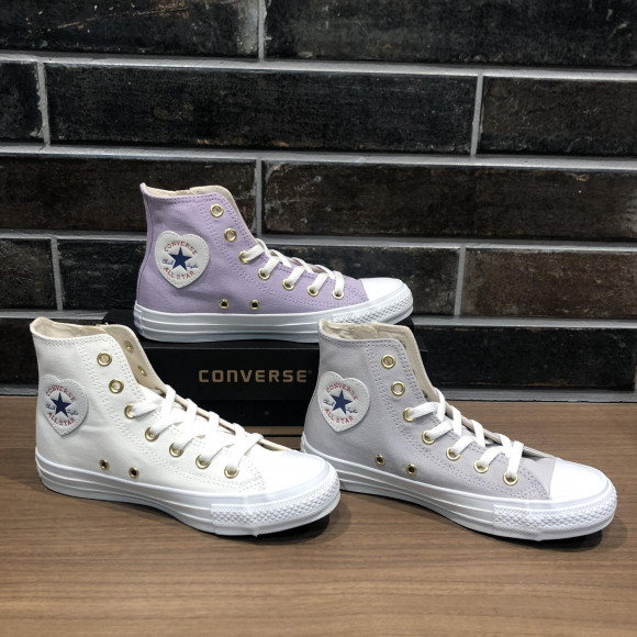 NEW!!【CONVERSE ALL STAR HEARTPATCH Z HI】