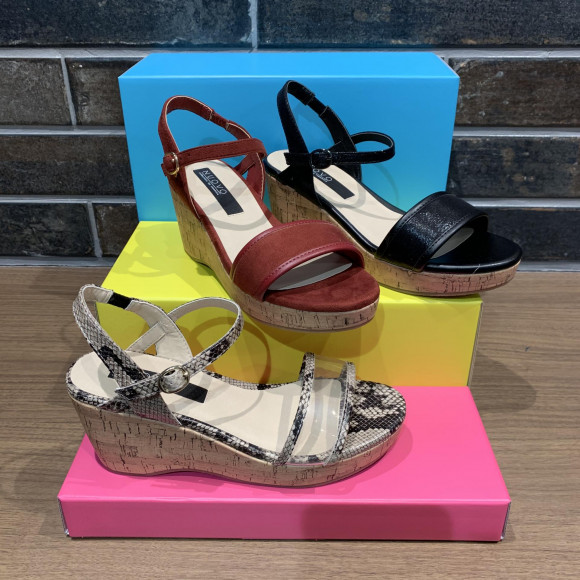 NEW!!!NUOVO☆WEDGE STRAP 6.5