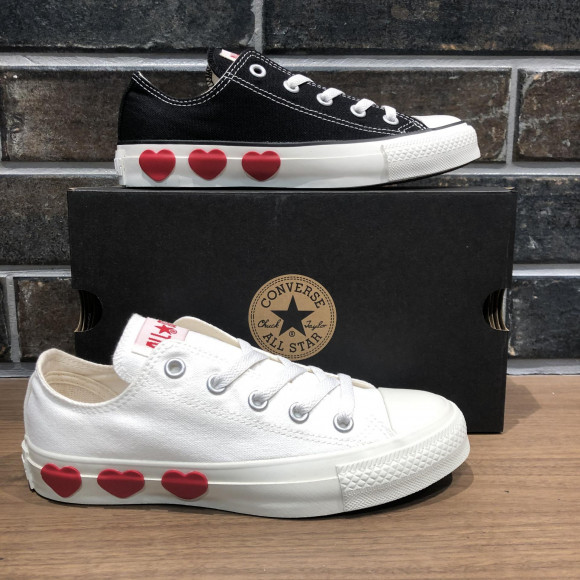 NEW!!【CONVERSE  ALL STAR THREEHEARTS OX 】