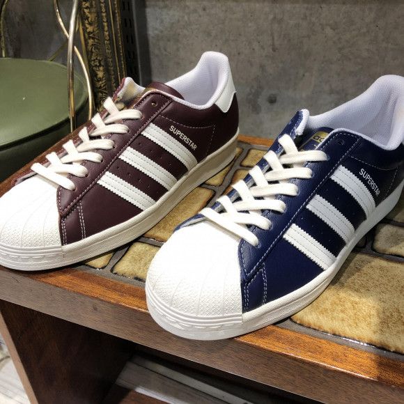 NEW!!【adidas SUPER STAR】