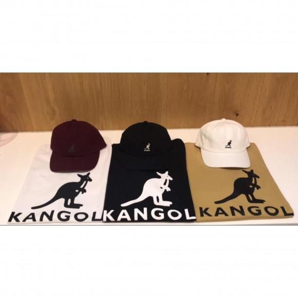 ★KANGOL★帽子 tーシャツ  ショルダーバッグ