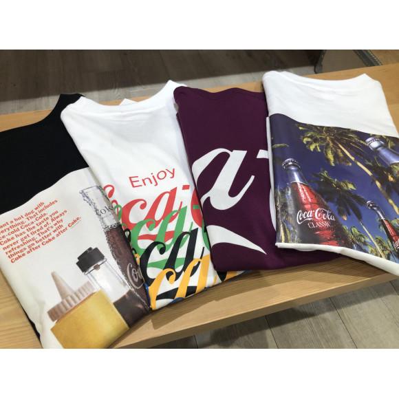 ☆コカ・コーラコラボTシャツ☆