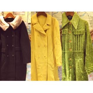 50's〜70's vintage wool coat