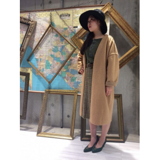 new arrival ☆boa coat