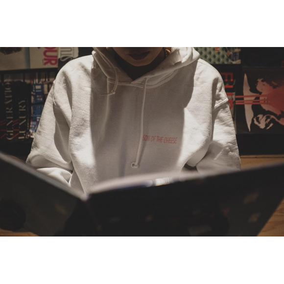 【BOOK AND BED TOKYO × SON OF THE CHEESE】hoodie