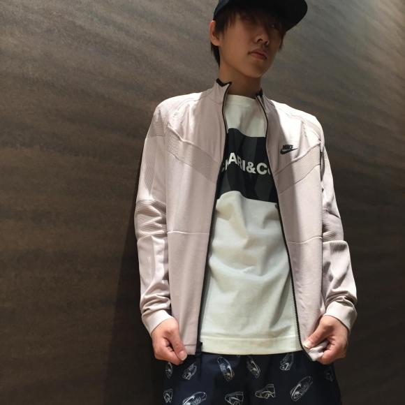 【NEW ARRIVAL】NIKE テック ニット ジャケット