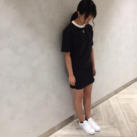 【NEW ARRIVAL】adidas Originals  TREFOIL DRESS