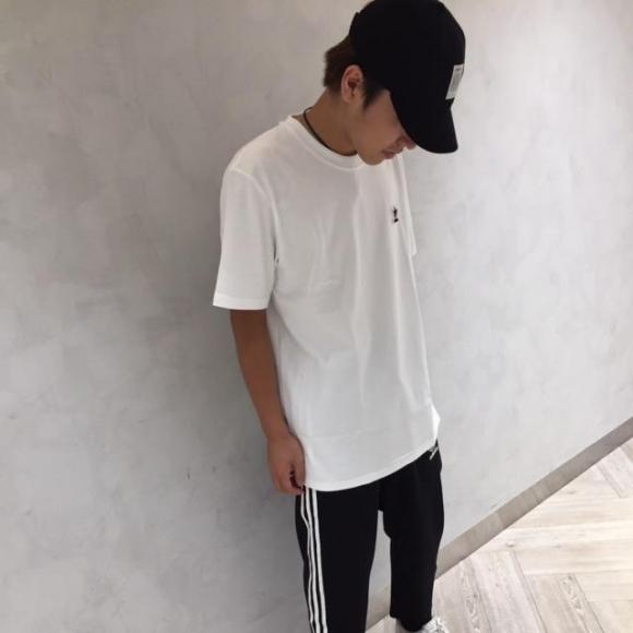 【NEW ARRIVAL】adidas Originals  AC WAPPEN TEE