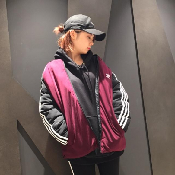 【NEW ARRIVAL】adidas Originals  SST REVERSIBLE JK