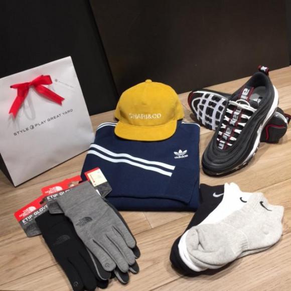 【X'mas gift】SPGY福岡パルコ店 オススメX'masgift