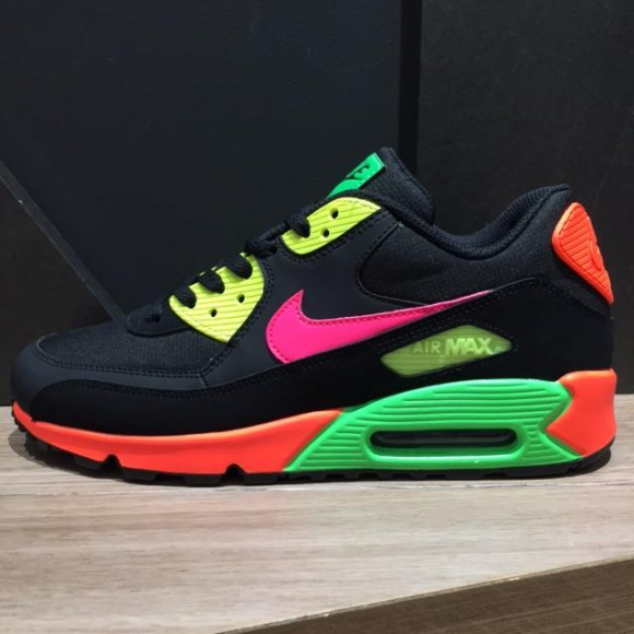 【NEW ARRIVAL】NIKE AIRMAX90 NEON