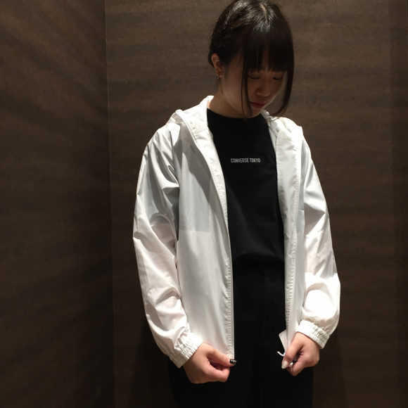 【NEW ARRIVAL】CONVERSE TOKYO ポケッタブルブルゾン