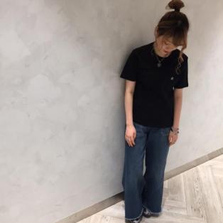 【NEW ARRIVAL】CONVERSE TOKYO  クルーネックポケットT