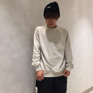 【NEW ARRIVAL】CONVERSE TOKYO シリコンワッペンニットキャップ
