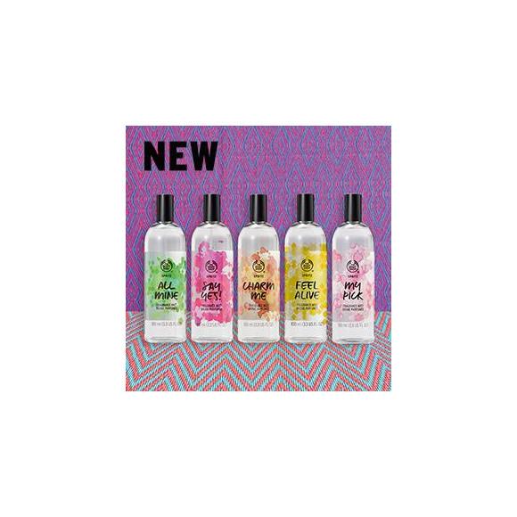 自分らしい、お気に入りの香りが見つかる…新フレグランス発売中!
