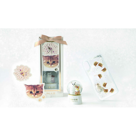【「PAUL & JOE」2019 Winter gift collection】