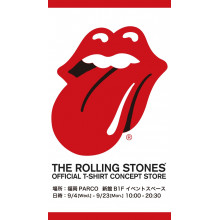 【EVENT】THE ROLLING STONES OFFICIAL CONCEPT STORE