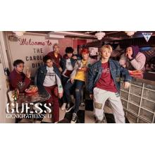 【予告】GUESS×GENERATIONS 2020年コラボレーションコレクション発売