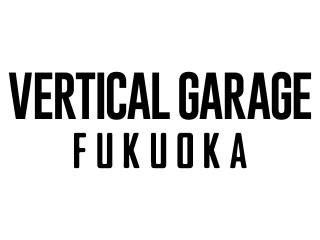 VERTICAL GARAGE FUKUOKA
