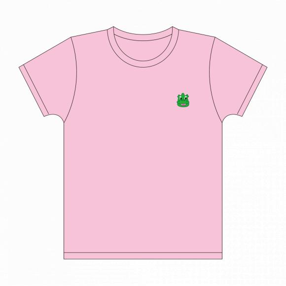 【パルコ限定】Tシャツ(ピンク)