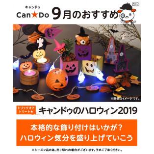Can★Do 9月のおすすめ