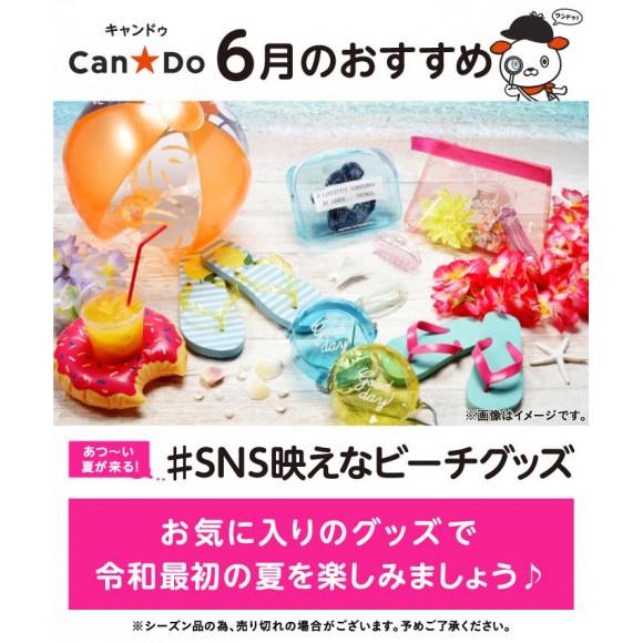 Can★Do 6月のおすすめ