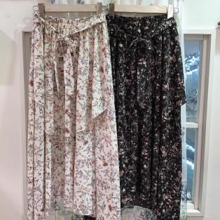 春らしい可愛いスカート♪