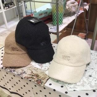New♡キャップ&ベレー帽