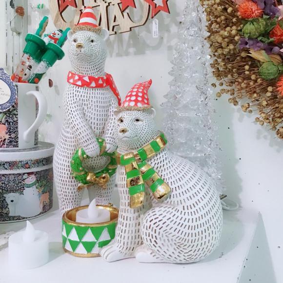 クリスマス☆アニマルグッズ