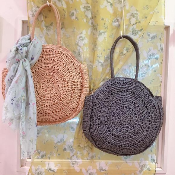 新作*・。.:丸型bag