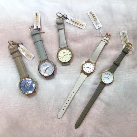 新作続々♡腕時計!