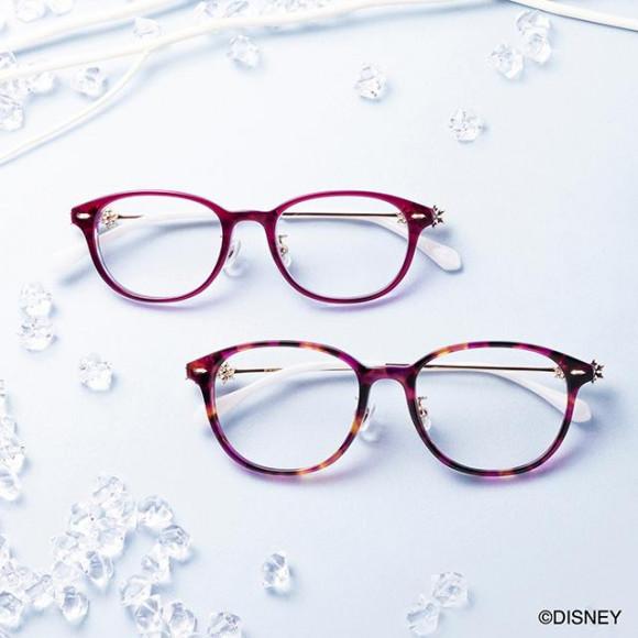 『アナと雪の女王2』の新作メガネ、発売しました!