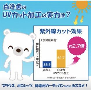 UVカット加工のオススメ