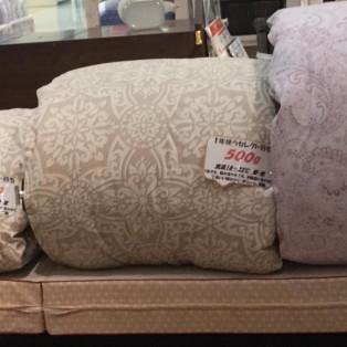 春の掛け寝具は何を使えば良いの!?ひばりが丘パルコ3F西川寝具専門店ショコリブ