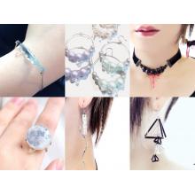 【1F期間限定ショップ】ハンドメイドアクセサリー「ハッピーバザール」OPEN!