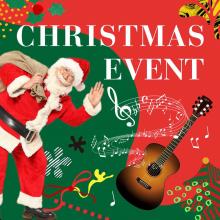 【ひばりが丘PARCO】CHRISTMASスペシャルイベント