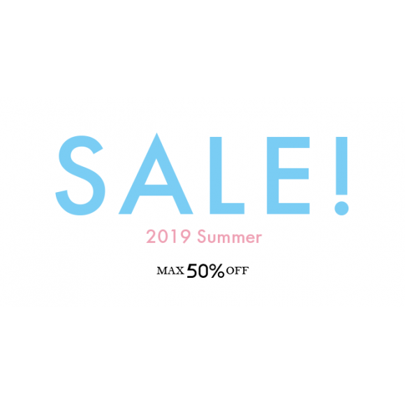 summer sale MAX 50%off!!!!